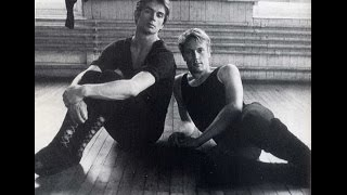 'It Isn't Wrong Because It Isn't Russian' - Erik Bruhn, Rudolph Nureyev in Class Together