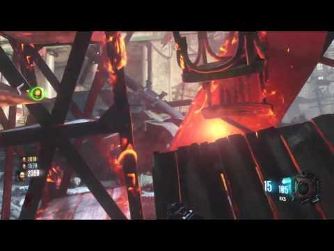 Black Ops 3 Zombies- Gorod Krovi (First Time, Epic Music, Karaoke