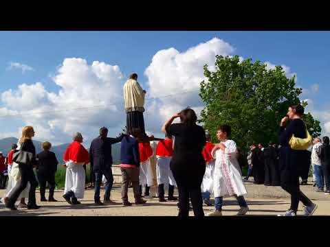 Fiesta de San Vincenzo Pallotti - San Giorgio di Cascia (13-05-2018)