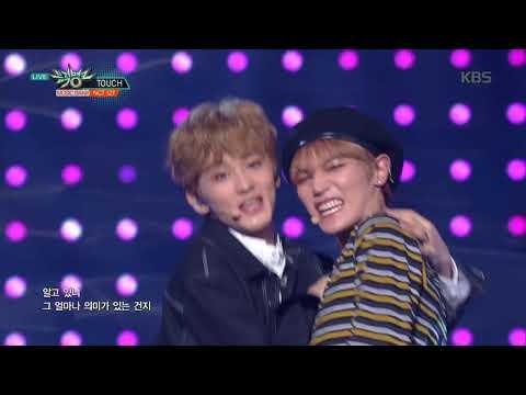 뮤직뱅크 Music Bank - TOUCH - NCT127.20180330