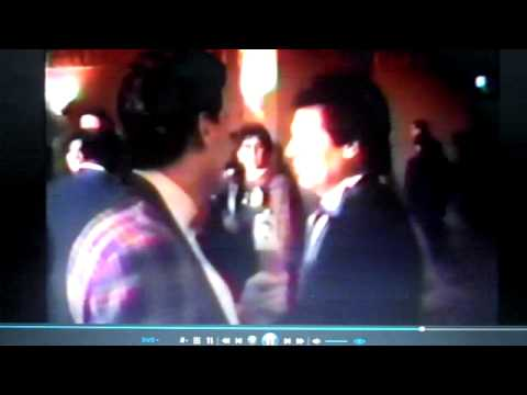 MR PETE gets SNUBBED by GARRY SHANDLING at CABLE ACE AWARDS 1988 KTLA 5 Peter Chacona
