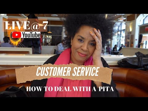 Customer Service For Makeup Artist/the Blac Chyna Meltdown  LIVE CHAT REPLAY