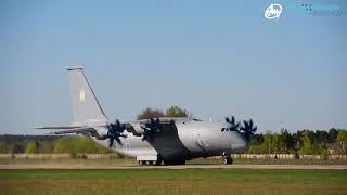 ''Новый украинский самолет Ан-77''