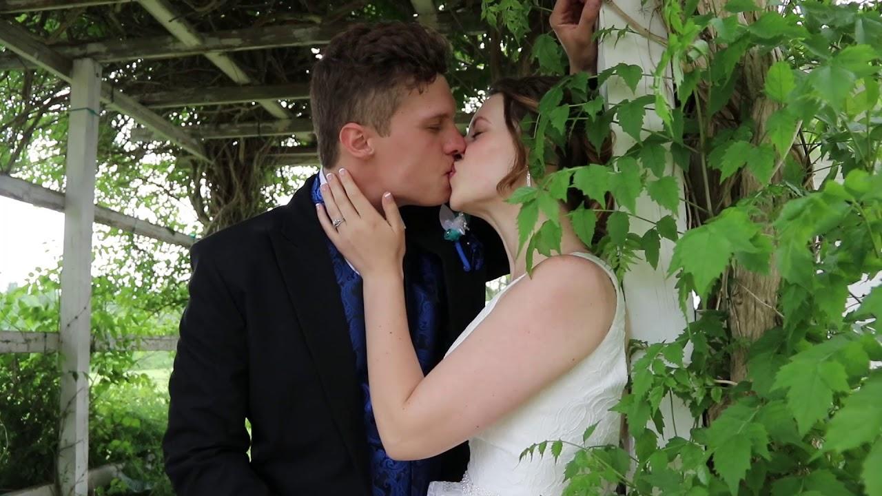 David and Lauren Perdan Wedding Video
