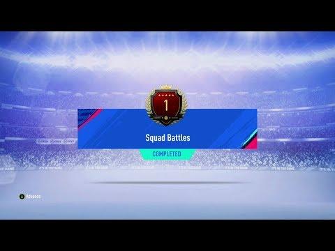 1ST IN THE WORLD SQUAD BATTLES REWARDS TOP100 REWARDS AND CUSTOM TACTICS FIFA 19