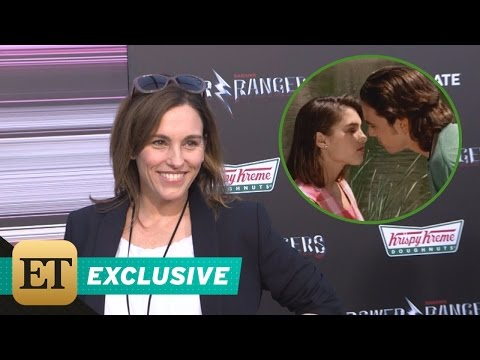 EXCLUSIVE: Original Pink Power Ranger Amy Jo Johnson on Whether Tommy and Kimberly Ended Up Toget…