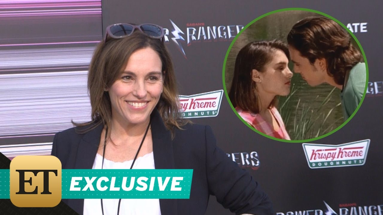 Exclusive Original Pink Power Ranger Amy Jo Johnson On Whether