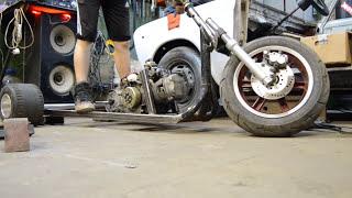 Motorized Drift trike 150 c.c. By EasyCustom