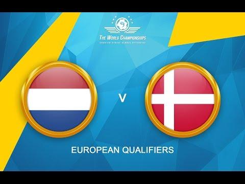 CS:GO - Denmark vs. Netherlands[Mirage] - The World Championships 2016