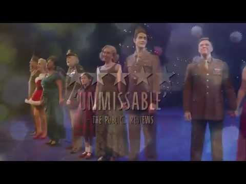 West Yorkshire Playhouse  Presents Irving Berlin's White Christmas   Watch The Trailer