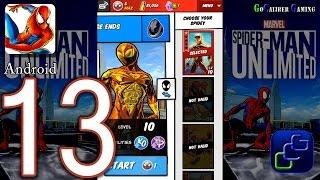 Spider-Man Unlimited Android Walkthrough - Part 13 - Issue 3: Danger High Voltage