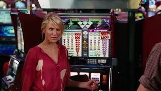 Выигрыш в Джекпот 3 000 000 $ ... отрывок из фильма (Однажды в Вегасе/What Happens in Vegas)2008