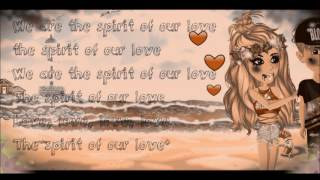 Gromee-Spirit ft.Mahan Moint ♥MSP version music video♥Pandagoop♥