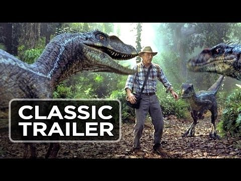 Jurassic Park 3 Official Trailer #1 - William H. Macy Movie (2001) HD