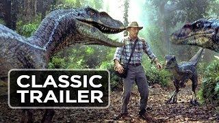 Jurassic Park 3 Official Trailer #1 - William H. Macy Movie (2001) HD