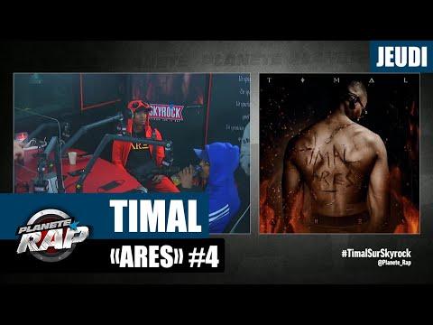 Youtube: Planète Rap – Timal«Arès» avec Hvmanny et Fred Musa! #Jeudi