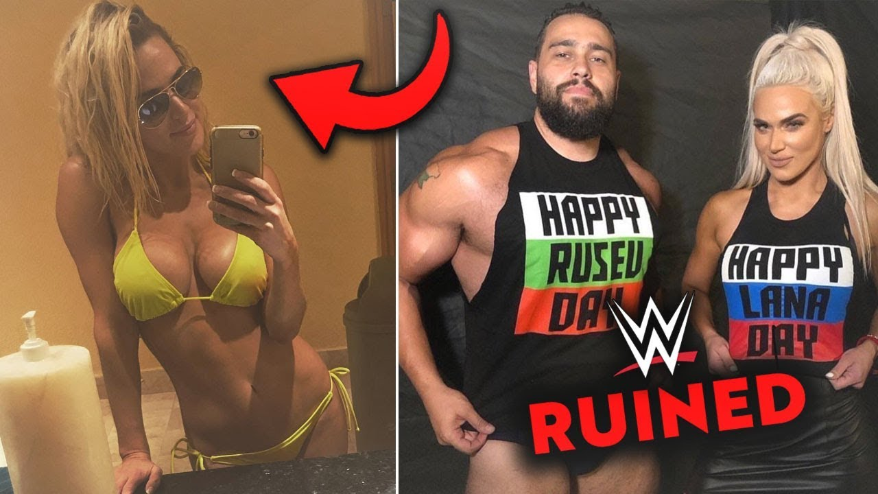 WWE Superstar Exposes Lana For Completely RUINING a Major Storyline w/ 1 Picture - WWE Smackdown