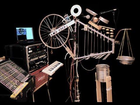el instrumento mas raro del mundo