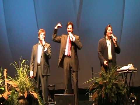 The Booth Brothers sing Sail On