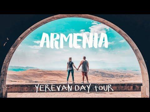 ARMENIA - DAY TRIP IN YEREVAN