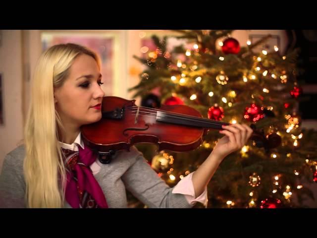 Lulajże Jezuniu kolęda na skrzypce -  Dominika Bienias - skrzypaczka