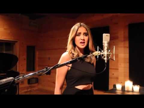 Hello  Adele Spanglish Cover by Karen Rodriguez   from YouTube online video cutter com