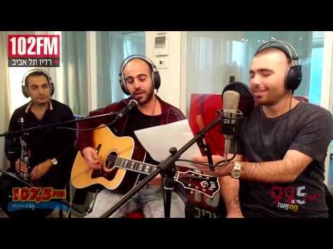 עומר אדם ומאור תיתון - בלוז כנעני  (אהוד בנאי) - רדיו תל אביב 102FM