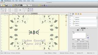 How to Make a Quilt Label in Embrilliance Essentials