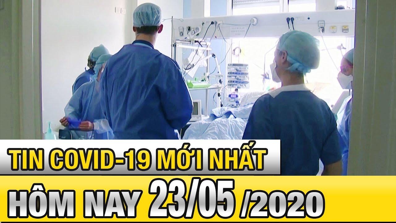 Tin tức dịch Covid 19 mới nhất 23/5/2020 | Người bán hàng rong tiếp xúc với bệnh nhân covid-19