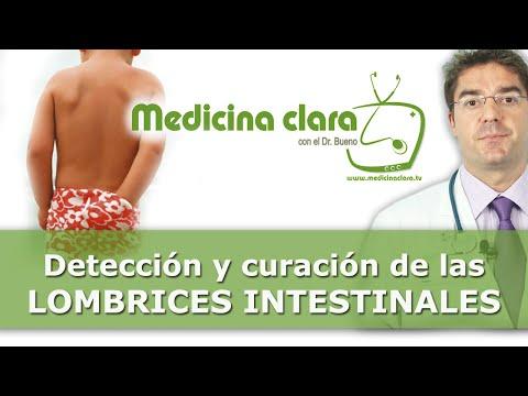 Lombrices intestinales (oxiuriasis), síntomas, tratamiento y eliminación