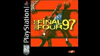 NCAA Basketball Final Four 97 (PlayStation)