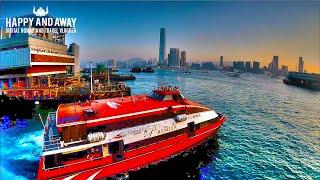Macau Ferry - How To Get To Macau From Hong Kong With The Macau Ferry