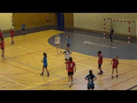 Match [HD] Allier - Puy de Dôme aux Inter Comités Régionaux Féminins