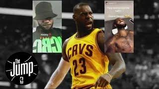 Breaking Down LeBron James