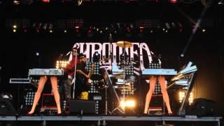 Chromeo - Needy Girl (Live at BUKU 2014)