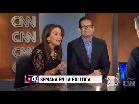 CNN Espanol on Jeb vs. Hillary