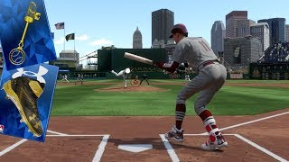 Can A 121 SPEED Player Get On Base With A BUNT Every TIME! MLB The Show 17