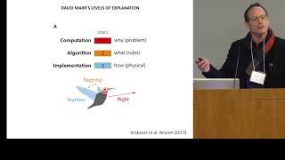 John Krakauer - Understanding Through Behavior: The Case of Motor Learning