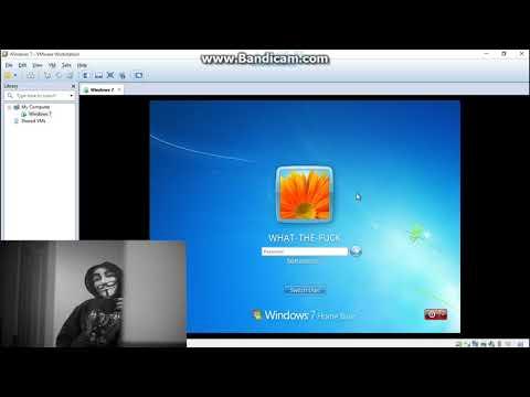 Phá Password Windows 7 Không Dùng Tools