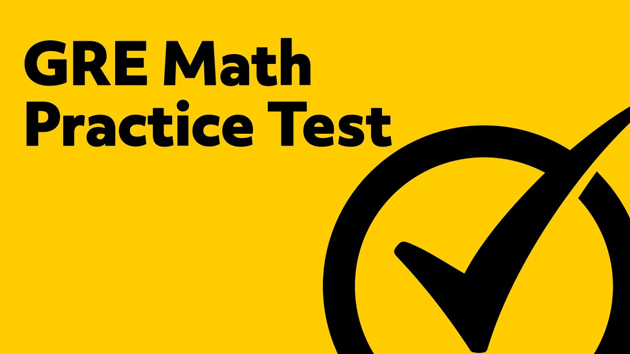 Free GRE Math Practice Questions - YouTube