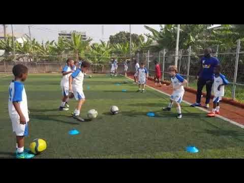 Astros football academy training Ghana 147