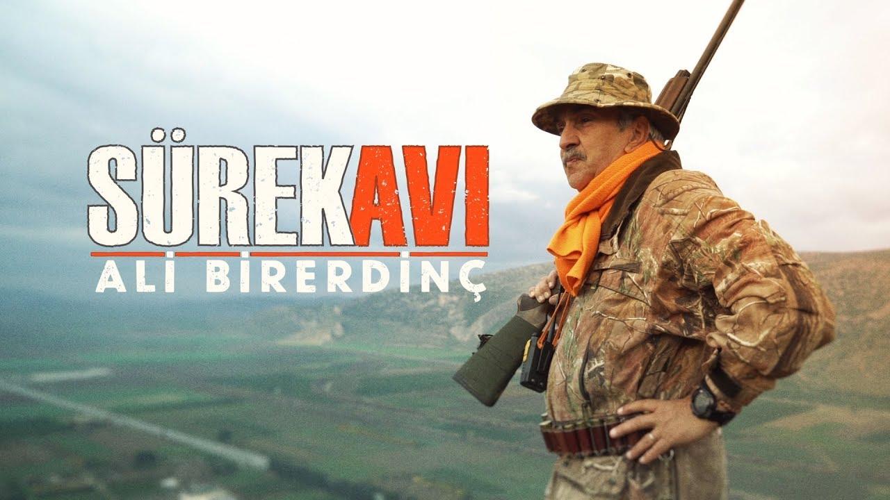 Sürek Avı Ali Birerdinç - Bölüm 13 Yaban Tv Surveillance Wild Boar Hunting