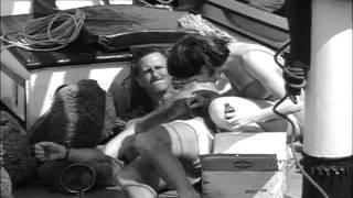Sea Hunt 1x23 Legend of the Mermaid with Larry Hagman