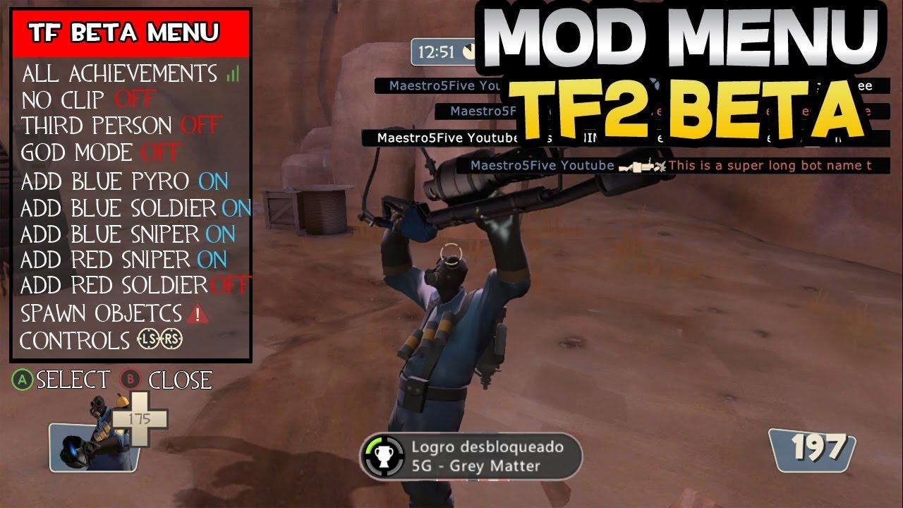 Team fortress 2 bots beta скачать
