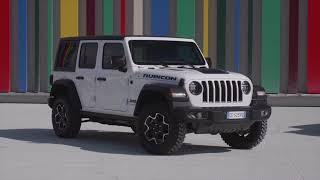 Der neue Jeep® Wrangler Unlimited 4xe - Übersicht