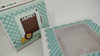Album do James  - Baby Boy Album   Scrapbooking