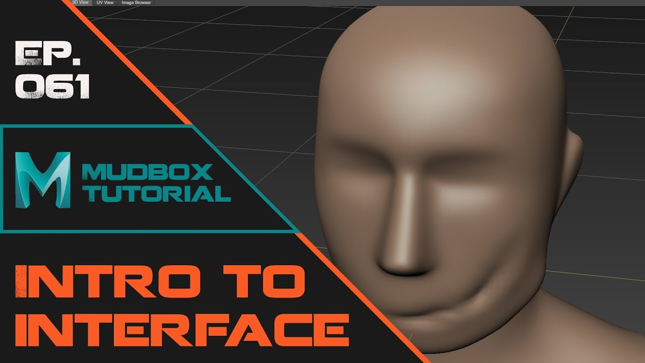 Introduction to Mudbox Interface - YouTube