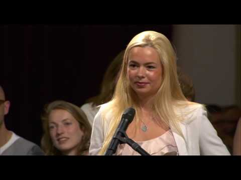 Amsterdam VPRO- Should we try to live forever?