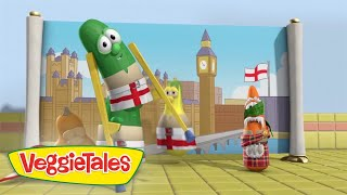 VeggieTales: Kilts & Stilts - Silly Song
