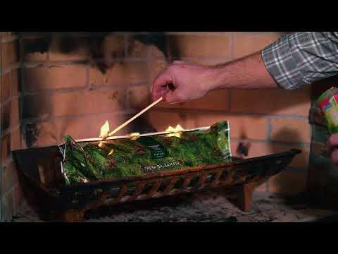American Home™ By Yankee Candle® Balsam Fir Firelogs